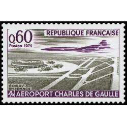 Timbre de France N° 1787...
