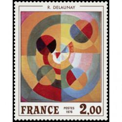 Timbre de France N° 1869...