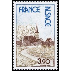 Timbre de France N° 1921...