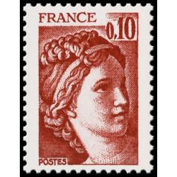 Timbre de France N° 1965...