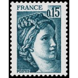 Timbre de France N° 1966...