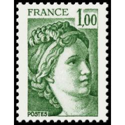 Timbre de France N° 1973...