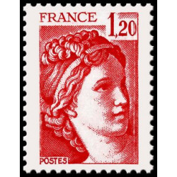 Timbre de France N° 1974...