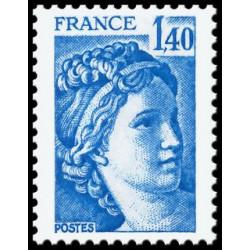 Timbre de France N° 1975...