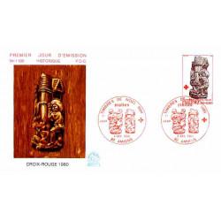 FDC n° 1190 - Croix-Rouge...