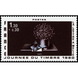 Timbre de France N° 2078...