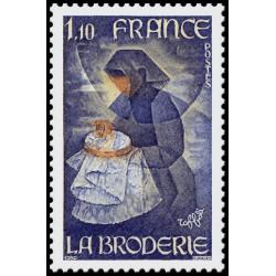 Timbre de France N° 2079...