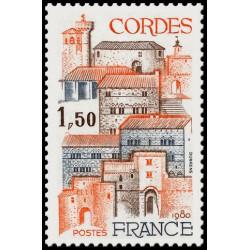 Timbre de France N° 2081...