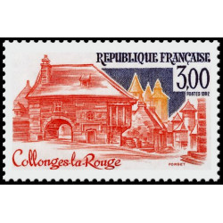 Timbre de France N° 2196...