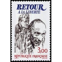 Timbre de France N° 2369...