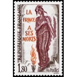 Timbre de France N° 2389...