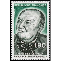 Timbre de France N° 2453...