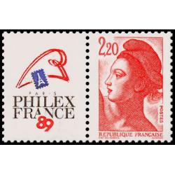 Timbre de France N° 2461...