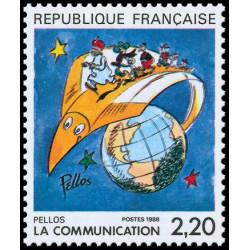 Timbre de France N° 2503...