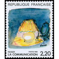 Timbre de France N° 2504...