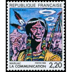 Timbre de France N° 2505...