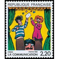 Timbre de France N° 2506...