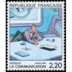Timbre de France N° 2507...