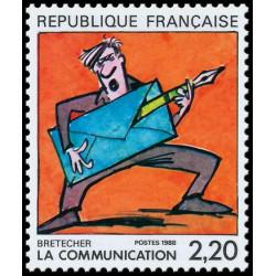 Timbre de France N° 2509...