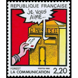 Timbre de France N° 2510...