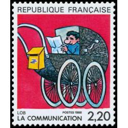 Timbre de France N° 2513...