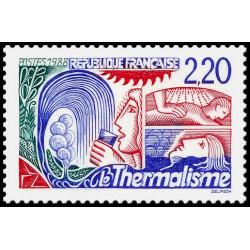 Timbre de France N° 2556...