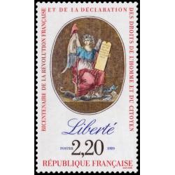Timbre de France N° 2573...