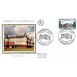 FDC soie - Château de...