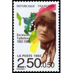 Timbre de France N° 2752...
