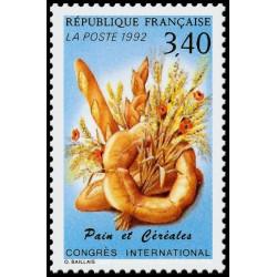 Timbre de France N° 2757...