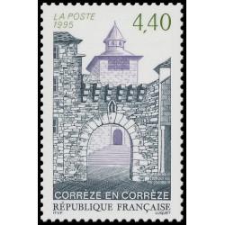 Timbre de France N° 2957...