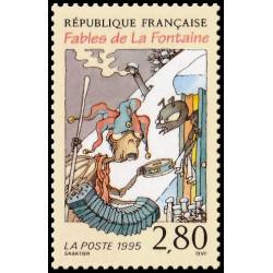Timbre de France N° 2958...