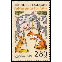 Timbre de France N° 2962...