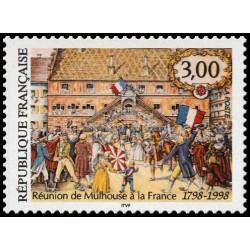 Timbre de France N° 3142...
