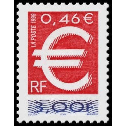 Timbre de France N° 3214...