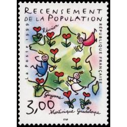 Timbre de France N° 3223...