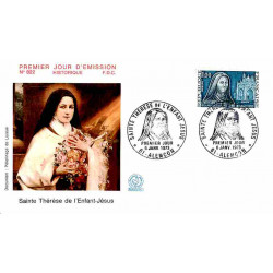 FDC n° 822 - Cent....