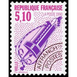 Timbre de France Préo N°...