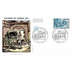 FDC JF - Journée du timbre,...