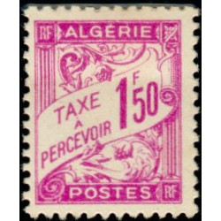 Colonie FR - Timbre taxe n°...