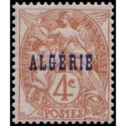 Colonie FR - Timbre n° 5...
