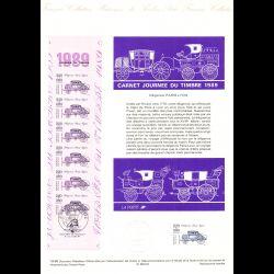 Document Officiel 1989 -...