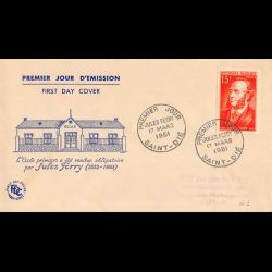 FDC - Jules Ferry -...