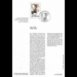 1992 Notice Philatélique -...