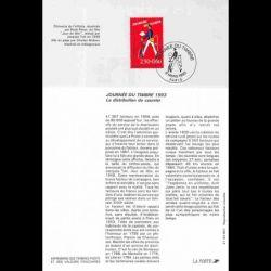 1993 Notice Philatélique -...