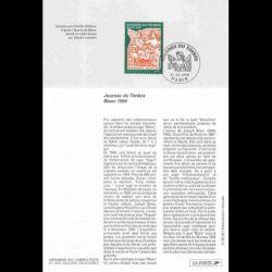 1998 Notice Philatélique -...
