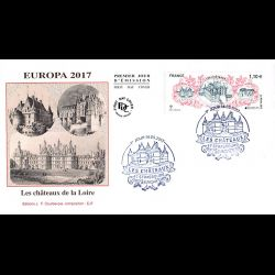 FDC JF - Europa. Châteaux...