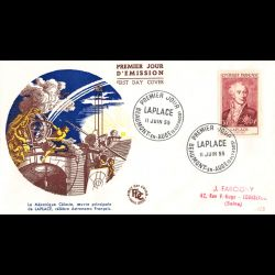 FDC - Laplace, astronome,...