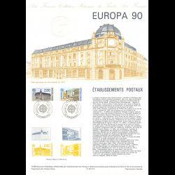 Document Officiel 1990 -...