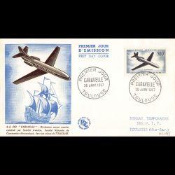 FDC - Avion Caravelle -...